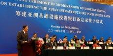 Une cinquantaine d'Etats se sont portés candidats pour rejoindre la nouvelle banque de développement initiée par la Chine, dont Taïwan.