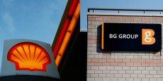 BG pèse 31,2 milliards de livres (42,7 milliards d'euros) en Bourse, tandis que la capitalisation boursière de Shell est de 136,6 milliards de livres (186,9 milliards d'euros).
