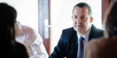 Stephan Rossignol, maire de la Grande Motte candidat à l'investiture UMP-UDI