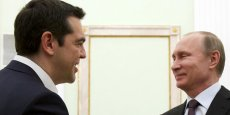 Le président russe a annoncé que la Russie pourrait allouer à terme des crédits pour financer des projets communs entre les deux pays. La Grèce rembourserait ces prêts sur les bénéfices issus de ces projets.