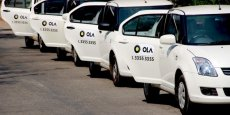 En Inde, Uber est présent dans une petite vingtaine de villes, tandis que son concurrent Ola s'impose dans une centaine de villes.
