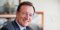 Olivier de Marignan, directeur général de la Banque Populaire Atlantique