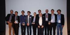 Jeudi à Saint-Malo, cinq start-up, trois bretonnes et deux nantaise ont aussi été primées.