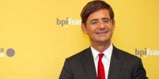 Le patron de la Bpi se désole que les entreprises françaises soient frileuses à l'international.