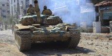 Les dépenses militaires de l'Ukraine devraient doubler en 2015.