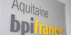 L'équipe de Bpifrance en Aquitaine compte 35 personnes à Bordeaux et Pau