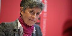 Élisabeth Pouchelon, candidate UMP pour l'investiture aux régionales