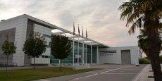 Le Palais des congrès est un des quatre sites d'expositions et de congrès que gère CEB à Bordeaux, un site majeur pour l'activité de Bordeaux Events.