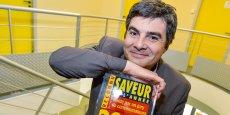 Frédéric Ventre dirige la startup Yooji, spécialisée dans les aliments infantiles surgelés bio et sans gluten