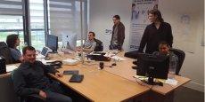 Pradeo, créée en 2010 à Montpellier, se développe sur l'Asie, après le Royaume Uni et les États-Unis