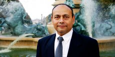 Alfi Malek, président de l'association Demeter, vice-président de l'association AEMDDE