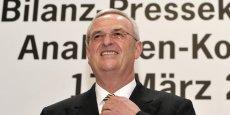Martin Winterkorn a été conforté par le comité de direction réuni en urgence après une semaine de crise managériale.