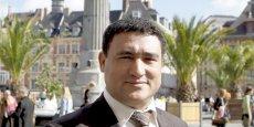 Mongi Zidi, président du Comité d'orientation stratégique de la French Tech du Grand Nord.