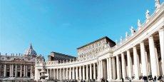 La protection des colonnes de la célèbre place du Vatican ne serait que le chantier le plus symbolique de Guard Industrie qui a, entre autres, rénové la place Tian an Men.