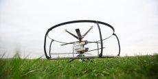 Toulouse et Bordeaux vont tester l'insertion de drones en milieu urbain.