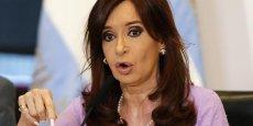 La présidente Cristina Fernandez de Kirchner quittera la maison rose