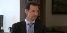 Nous n'avons tué aucun Français ni aucun Européen, s'est défendu le président syrien Bachar al-Assad