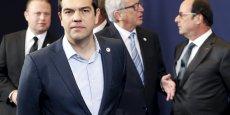 Alexis Tsipras lance un défi aux créanciers de la Grèce qui, pendant quatre mois, ont joué la montre en espérant que, devant les difficultés financières, le nouveau pouvoir grec cèderait à leurs injonctions.