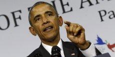 Barack Obama veut faire de la cause climatique une priorité de sa fin de mandat.