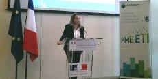 La French Tech est très bonne en savoir-faire, moins en faire savoir, a souligné la secrétaire d'État au numérique Axelle Lemaire lors de la soirée de lancement à Bercy.
