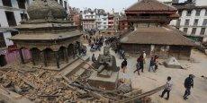 Le séisme au Népal a été l'événement le plus catastrophique par son bilan humain au premier semestre 2015.