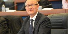Jean-Luc Gleyze, président du Conseil départemental de la Gironde
