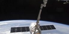 La fusée emportait un satellite de communication de près de six tonnes construit par Boeing pour le compte de l'opérateur luxembourgeois SES SA.