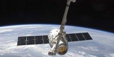 En temps normal, le vaisseau spatial aurait dû s'amarrer à la station spatiale internationale pour effectuer le ravitaillement, puis se détacher et se dsintégrer dans l'atmosphère.