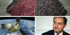 La mêlée des salariés d'Airbus, le lancement d'InSpace et le bilan de Jean-Luc Moudenc font partie de l'actu de cette semaine