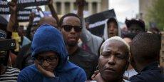 Nouvelle marche pacifique a baltimore.