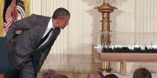 L'artiste toulousain Gilles Azzaro a présenté devant Barack Obama en juin 2014 sa sculpture qui retranscrit la voix du président. L'artiste sera présent au FabLab festival