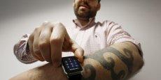 La montre connectée d'Apple a été lancée sur le marché en avril 2015.