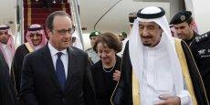 L'annonce a été faite en marge de la visite du président François Hollande en Arabie saoudite.