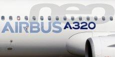 L'A320, est le monocouloir le plus vendu dans le monde après le Boeing 737. Il est évalué à 97 millions de dollars l'unité, selon Airbus.