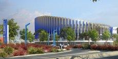 L'immeuble Les Corollys sortira de terre au 2e trimestre 2017, sur le parc d'activités de l'aéroport, à Pérols.