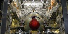 Airbus veut produire plus de 60 A320 par mois à partir de 2018 contre 42 aujourd'hui