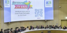 Alain Rousset a appelé à se mobiliser avant la décision du gouvernement cet été