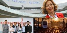 Anne-Marie Idrac, les start-up de l'incubateur et la mobilisation pour la LV ont marqué l'actu cette semaine