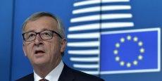 Lors d'une conférence de presse ce lundi midi à Bruxelles, Jean-Claude Juncker, le président de la Commission européenne, s'est dit profondément affligé par le spectacle donné par l'Europe.