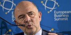 Imposer des amendes aurait généré un sentiment anti-européen et une perception d'humiliation dans un pays comme l'Espagne, qui a fait énormément de sacrifices ces derniers temps, affirme le Français Pierre Moscovici.