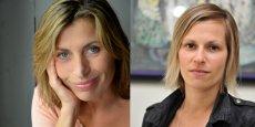 Monique Ducasse et Marion Duvivier, deux nouvelles recrues au cabinet de Kléber Mesquida.