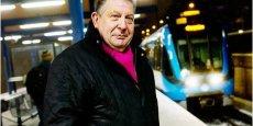 Anders Lindström, 60 ans, président du réseau de transports publics à Stockholm depuis 2012 a été suspendu de ses fonctions après sa condamnation à Hong-Kong