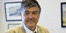Jean-Luc Maté, président d'Automotech, l'association régionale de l'industrie automobiler en Midi-Pyrénées