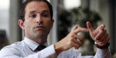 Benoît Hamon veut un autre modèle de croissance pour la France.