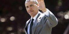 Dans son troisième tweet, Barack Obama ne s'est pas privé d'une boutade vis-à-vis de son prédécesseur Bill Clinton.