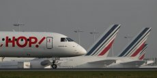 Hop! et Ouibus expérimentent une offre bus/avion autour de l'aéroport Lyon Saint-Exupery.