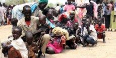 Ravagée par une guerre civile au nom du pétrole qui dure depuis 17 mois, les Sud-Soudanais vivent l'enfer au quotidien.