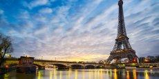 Grâce à la baisse de l'euro face à la livre sterling, les britanniques achètent de plus en plus à Paris