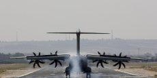 Des défauts de procédure de contrôle pourraient avoir causé le crash de l'A400M en Espagne, selon le patron d'Airbus, Fabrice Brégier.