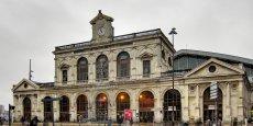 Moins de 20 % des personnes prennent le train pour leurs déplacements quotidiens en Nord Pas-de-Calais.